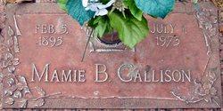 Mamie Bell <I>Long</I> Callison
