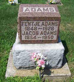 Fentje Gerdes <I>Ansmink</I> Adams