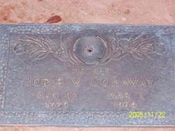 Jodie Velma <I>Beckwith</I> Conaway