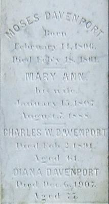 Moses Davenport