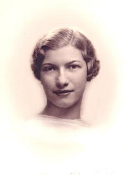 Madeline Henrietta <I>Siebert</I> Beyer