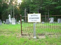 Vining Cemetery