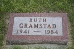 Ruth Ann <I>Hanson</I> Gramstad
