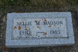 Nellie Marie <I>Gurvin</I> Madson