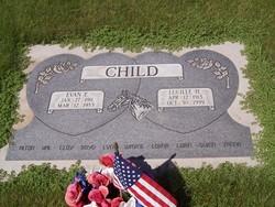 Evan Elwood Child