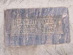 Ida <I>White</I> Barrow