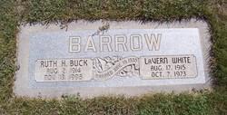 Ruth Hannah <I>Buck</I> Barrow