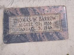 Thomas William Barrow