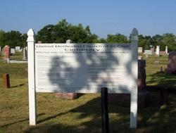 United Methodist Church of St Clair Cemetery