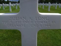 Tec5 Julian Adair Long