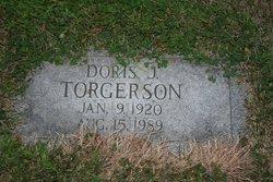 Doris Janet <I>Scott</I> Torgerson