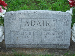 Norma R <I>Tuttle</I> Adair