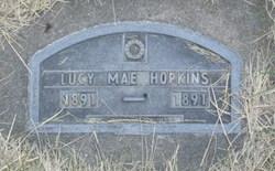 Lucy Mae Hopkins