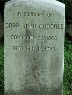 Dora <I>Read</I> Goodale