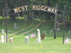 West Ridgeway Cemetery