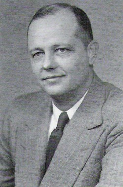"Charles Robert ""Baldy"" Hansen"