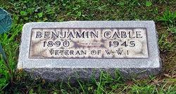 Benjamin Cable