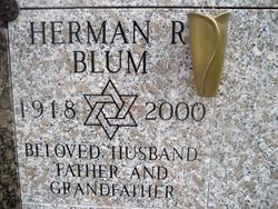 Herman Robert Blum