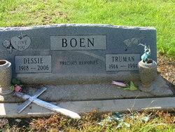 Dessie <I>Snider</I> Boen