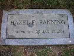 Hazel Fair Fanning