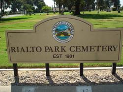Rialto Park Cemetery