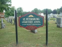 Saint Petersburg Cemetery