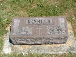 Kathrine <I>Noll</I> Kohler