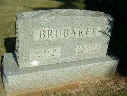 Mary Zylpha <I>Ozias</I> Brubaker