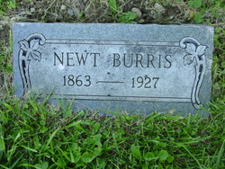 "Isaac Newton ""Newt"" Burris"