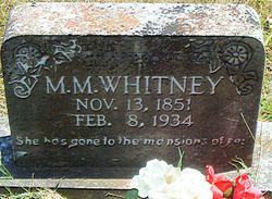 Mary F Whitney