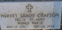 Hervey Leroy Crafton