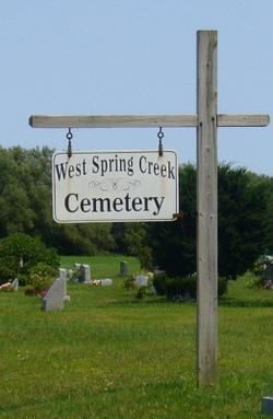 West Spring Creek Cemetery