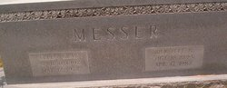 Rev Jeff Nelson Messer, Sr