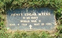 Henry Edgar Myers