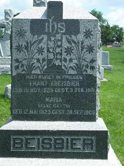 Maria <I>Amerling</I> Beisbier