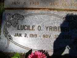 Lucile O Yriberri