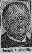 Joseph A Abdella