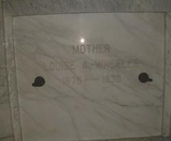 Louise A. Wheeler