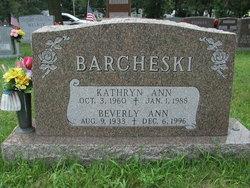 Kathryn Ann Barcheski