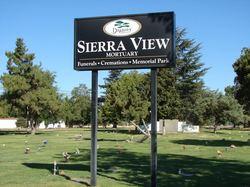 Sierra View Memorial Park