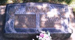 Joseph Milton Moody