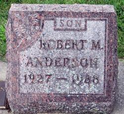 Robert M. Anderson