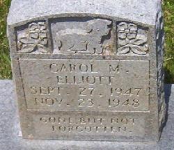 Carol M Elliott