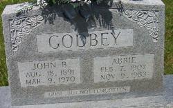 John B Godbey