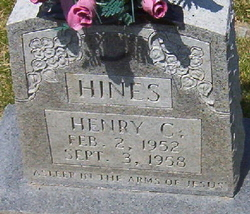 Henry Clay Hines