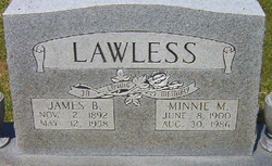 James Blaine Lawless