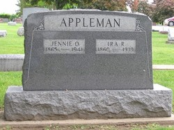 Jennie O Appleman