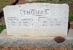 Iva Lee <I>Allen</I> Thomas