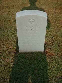 Sgt Ivan Eugene Biggs