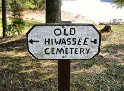 Old Hiwassee Cemetery